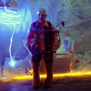 Sound Recordist Scotland - Siberian Musician 2